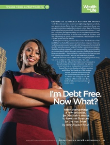 I'm Debt Free. Now What?
